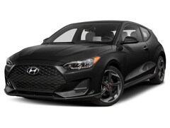 2019 Hyundai Veloster Turbo Auto (Pearl Paint) À hayon