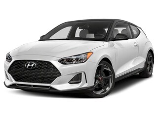 2019 Hyundai Veloster Turbo Tech Hatchback