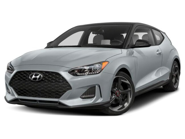 2019 Hyundai Veloster Turbo Car