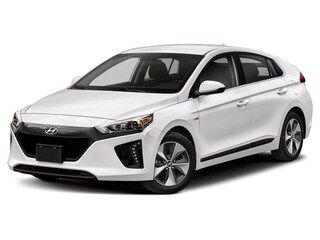 2019 Hyundai Ioniq EV Ultimate w/White Colour Hatchback