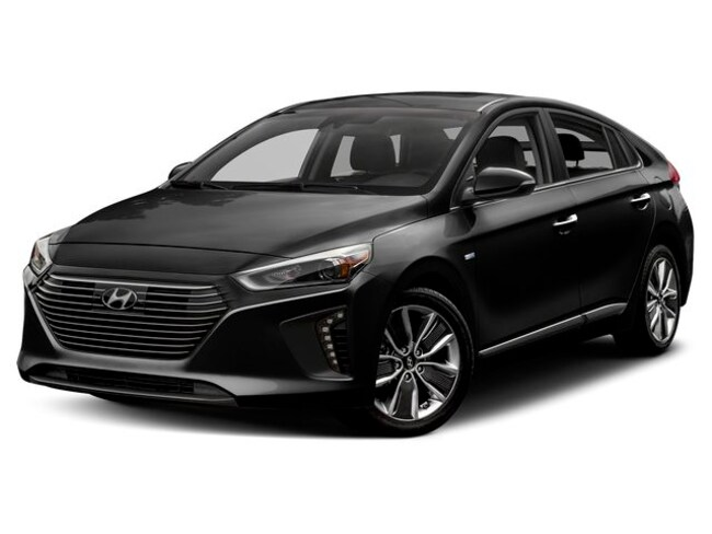 2019 Hyundai Ioniq Hybrid HEV LUX FWD DC Hatchback