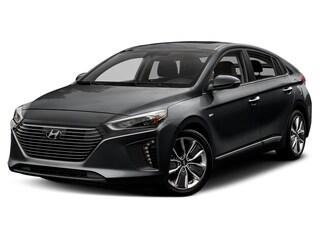 2019 Hyundai Ioniq Hybrid Preferred Hatchback