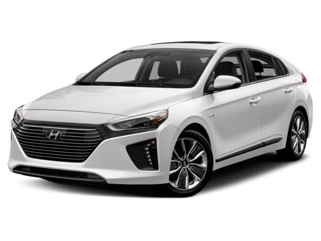 2019 Hyundai Ioniq Hybrid Luxury Hatchback