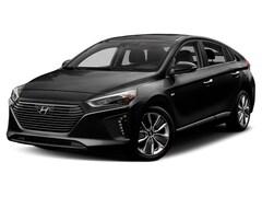 2019 Hyundai Ioniq Hybrid FWD ULT Hatchback
