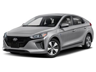 2019 Hyundai Ioniq Plug-In Hybrid Preferred À hayon