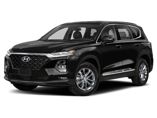 2019 Hyundai Santa Fe ESSENTIAL W/DARK CHROME ACCENT SUV