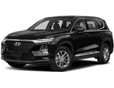 2019 Hyundai Santa Fe Essential w/Safety Package & Dark Chrome Accent SUV