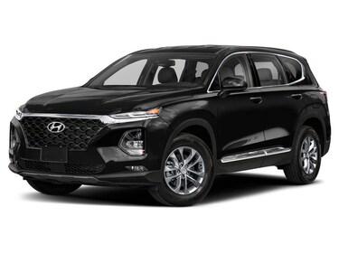 2019 Hyundai Santa Fe Preferred AWD 2.4L Dark Chrome SUV