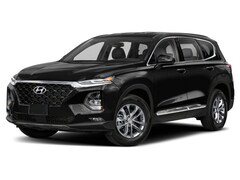 2019 Hyundai Santa Fe LUXURY W/DARK CHROME ACCENT SUV