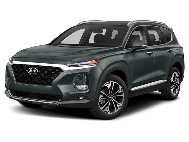 2019 Hyundai Santa Fe AT AWD LUX SUV
