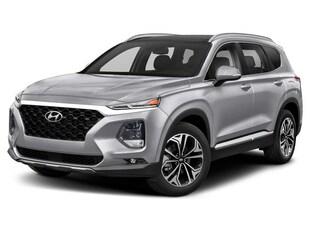2019 Hyundai Santa FE CUV AT AWD LUXURY SUV
