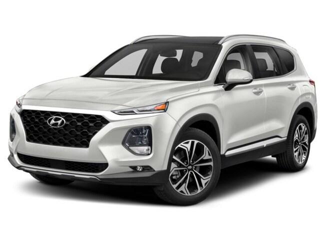 2019 Hyundai Santa Fe Lux Ext Clr Pk SUV