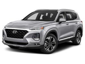 2019 Hyundai Santa Fe Luxury 2.0