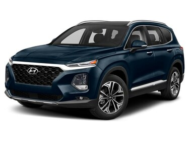 2019 Hyundai Santa Fe Ultimate AWD 2.0T SUV