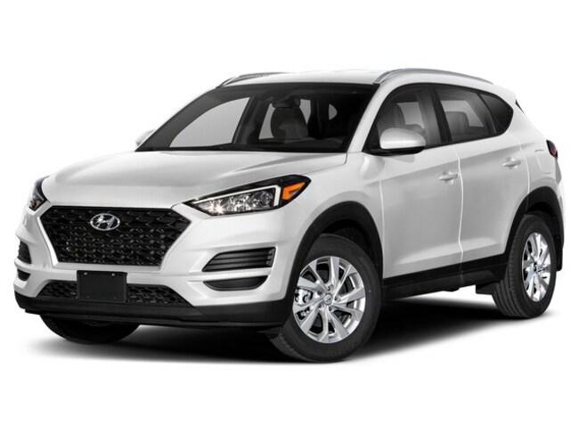 2019 Hyundai Tucson Preferred SUV