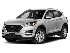 2019 Hyundai Tucson Preferred w/Trend Package