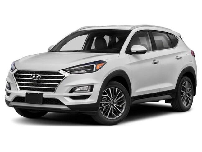 2019 Hyundai Tucson AWD 2.4L Luxury SUV