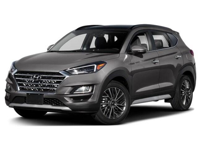 2019 Hyundai Tucson AT AWD ULT SUV
