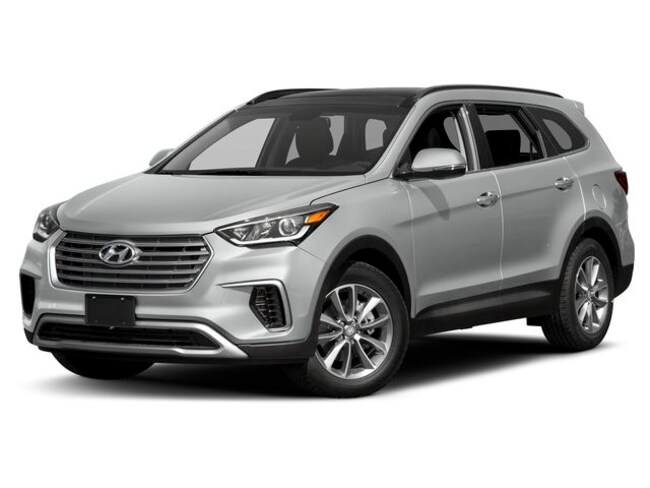 2019 Hyundai Santa Fe XL LUXURY SUV