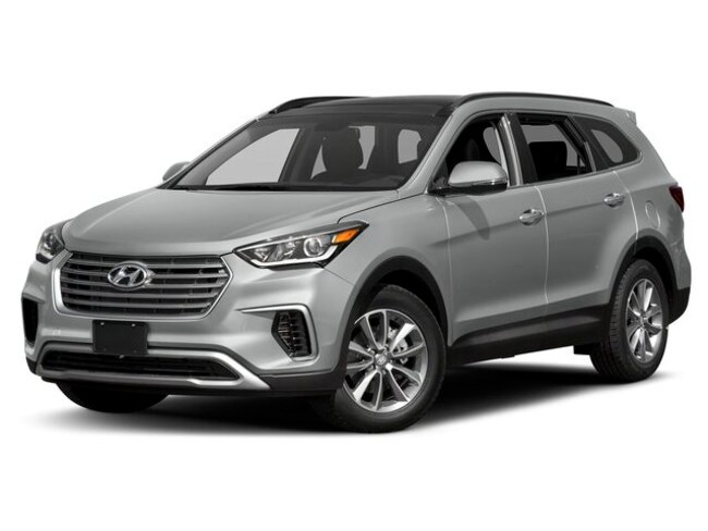 2019 Hyundai Santa Fe AWD|XL|AUTO|3.3|LUX Sport Utility