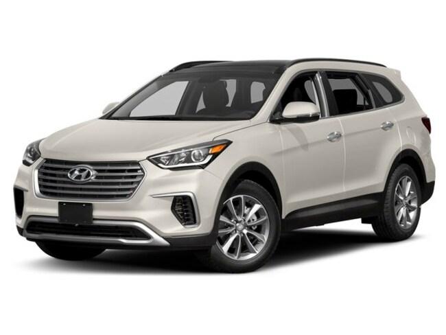 2019 Hyundai Santa Fe XL Luxury SUV