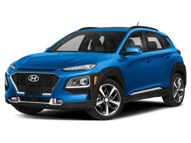 2019 Hyundai KONA 2.0L AWD Luxury SUV