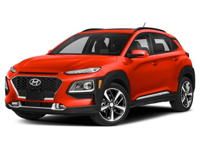 2019 Hyundai KONA 1.6T AWD ULTIMATE