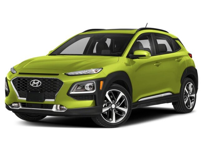 2019 Hyundai KONA 1.6T AWD Ultimate w/ Lime Colour Pack SUV