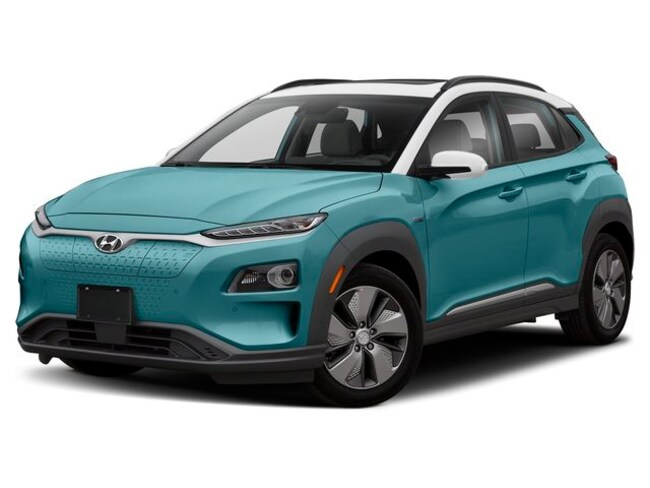 2019 Hyundai Kona Electric ULTIMATE SUV
