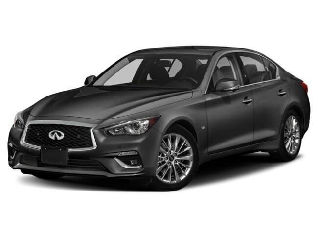 2019 INFINITI Q50 3.0T Luxe AWD Q50
