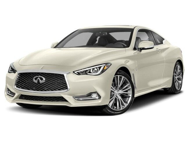 2019 INFINITI Q60 3.0t RED SPORT 400 Coupe
