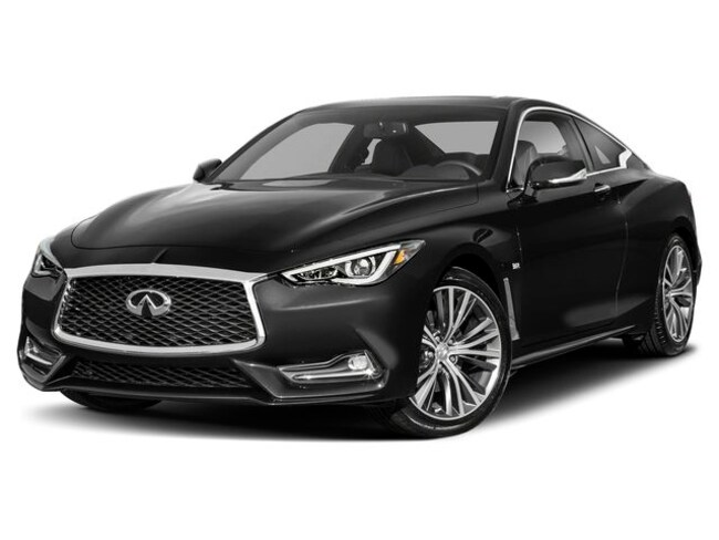 2019 INFINITI Q60 3.0T I-Line Red Sport 400 AWD Coupe