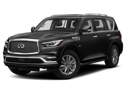 2019 INFINITI QX80 LUXE/PROACTIVE,7 PASSENGER  SUV