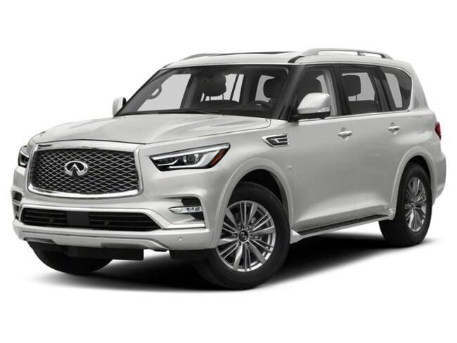 2019 INFINITI QX80 SUV