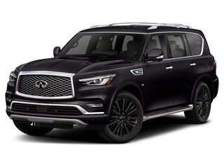 2019 INFINITI QX80 LIMITED 7 Passenger SUV
