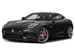 2019 Jaguar F-TYPE Coupe 550hp R AWD Coupe