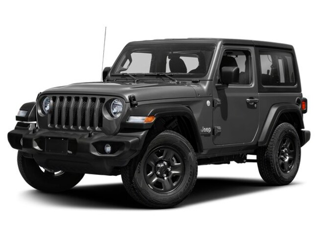 2019 Jeep All-New Wrangler Sport 4x4