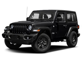 2019 Jeep All-New Wrangler Sport 4x4 *Remote Start/Htd Frt Seats/Bkp Cam* SUV