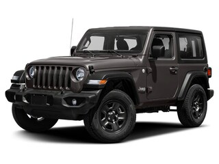 2019 Jeep All-New Wrangler Rubicon SUV