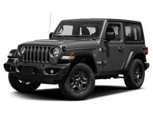 2019 Jeep All-New Wrangler Rubicon 4x4 SUV 1C4HJXCG0KW640677