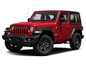 2019 Jeep All-New Wrangler Rubicon