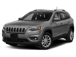2019 Jeep New Cherokee Upland