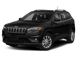 2019 Jeep New Cherokee Sport 4x4 SUV 1C4PJMAX2KD483324