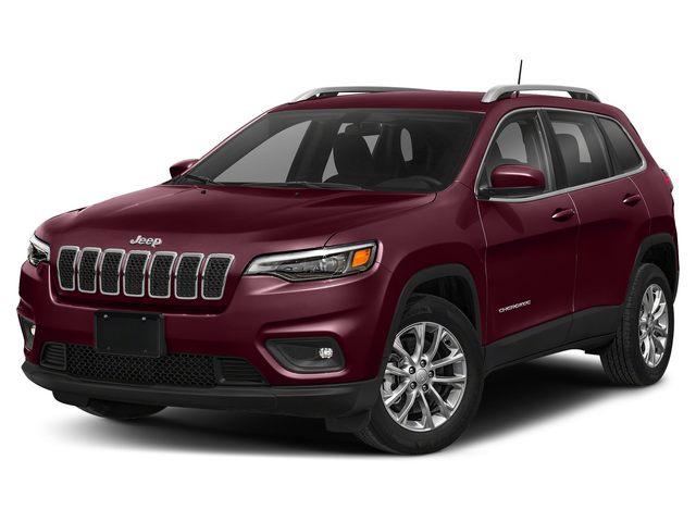 2019 Jeep New Cherokee 4x4 North SUV