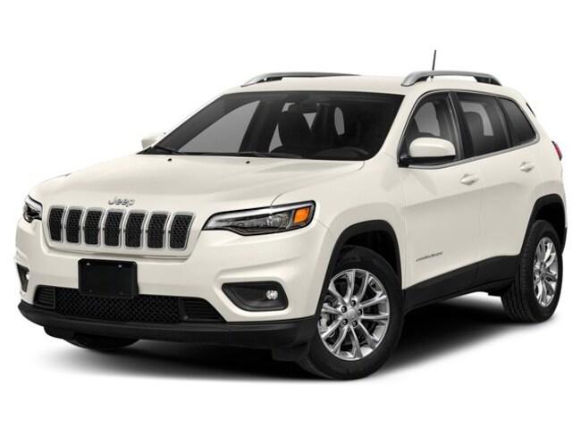 New 2019 Jeep New Cherokee Altitude SUV in Winnipeg, MB