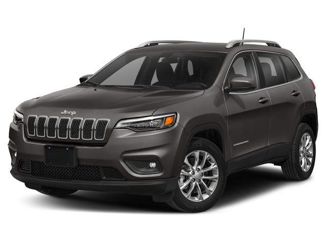 2019 Jeep New Cherokee Trailhawk Elite | Demo SUV