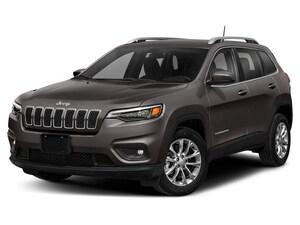 2019 Jeep New Cherokee Trailhawk Elite