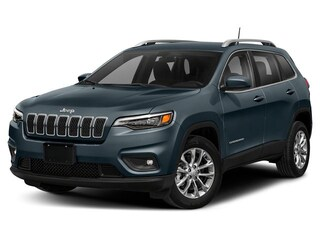 New 2019 Jeep New Cherokee Trailhawk Elite SUV in Windsor, Ontario