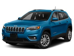 2019 Jeep New Cherokee Trailhawk 4x4