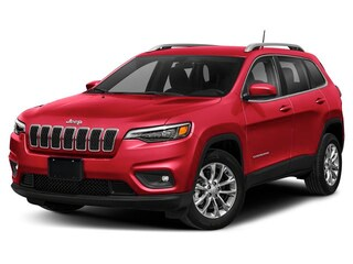 New 2019 Jeep New Cherokee Trailhawk Elite for sale/lease in Saskatoon, SK